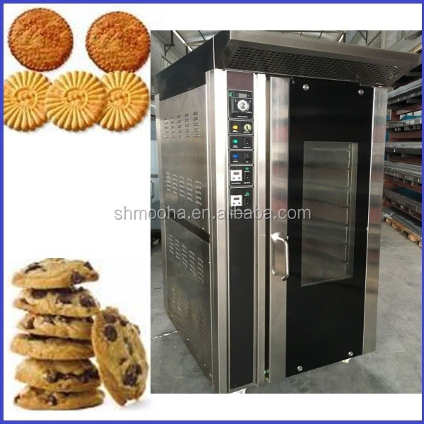 bread baking furnace/12 trays convection oven