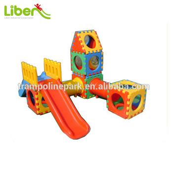 Plastic Slide Play Climber Kids Slide Set For Kindergarten/home ...