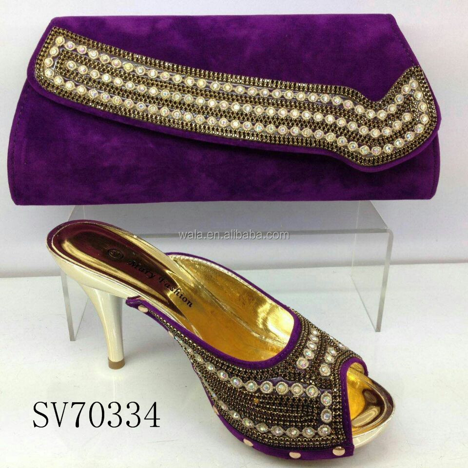 SV70334 Women Bag and Green to for Shoes Latest in Italian 2017 Match Wholesale Fancy Design xUxqSwTf