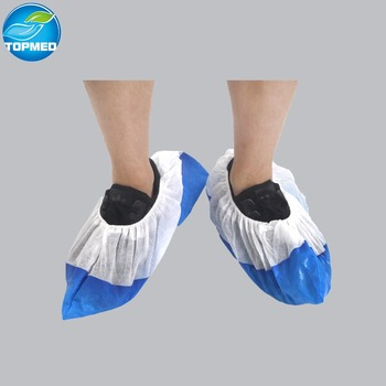 6eef97eba8d Waterproof Pp Coated Pe Shoe Cover Non Slip Disposable Shoe Cover For  Cleaning Room - Buy Waterproof Shoe Cover,Non Slip Shoe Covers,Cleaning  Room ...