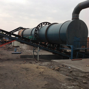 Natural gas / coal fired sawdust drying equipment