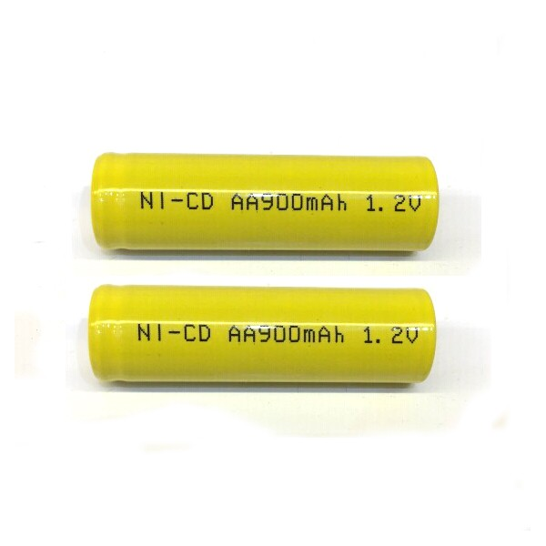 Cheap Price of PKCELL Long Cycle Life Rechargeable NiCD AA 900mAh Battery With Blister Card