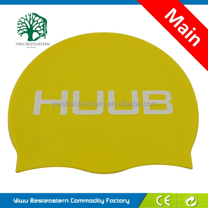 Latest Swimming Cap,Matte Surface Silicone Swim Cap,Swim Cap Womenswimming Caps For Children