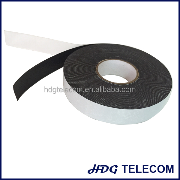 self amalgamating sealing and splicing rubber tape