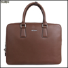 Latest design men custom leather men's executive briefcase bag