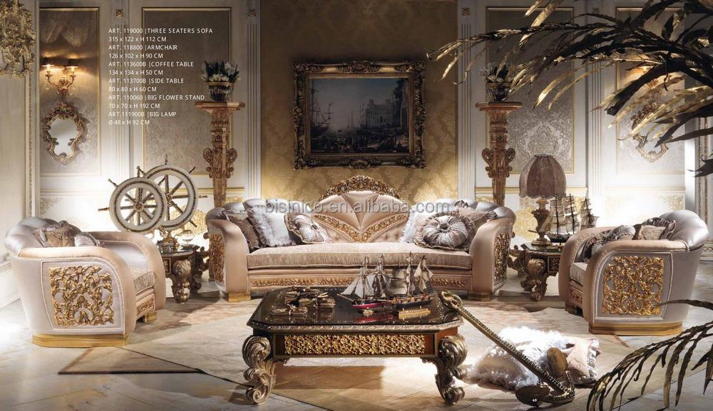 Lujo de dise o italiano estilo lat n y madera muebles de for Muebles italianos de lujo