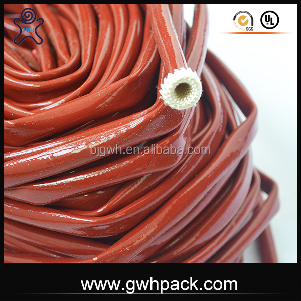high temperature resistance pipe insulation silicone rubber