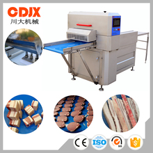 Excellent quality low price frozen meat and cutting machine