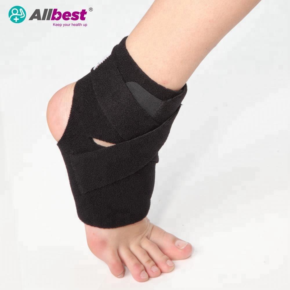 Taiwan Sporting Neoprene soccer Ankle brace Support