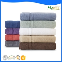 No MOQ good quality custom pattern Dobby jacquard 100% cotton hand towel