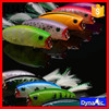 Pop Poping Fishing Lures Plastic Hard Lures