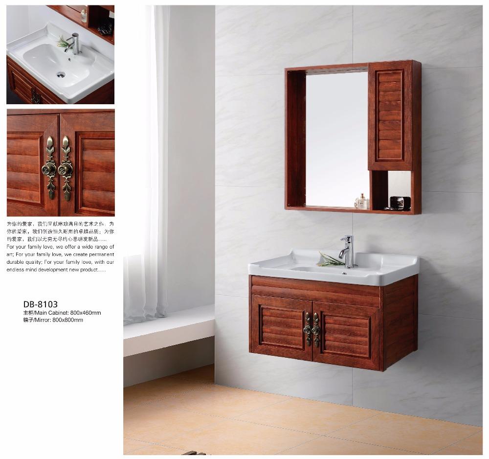 barato mueble de bao con espejo para muebles de bao