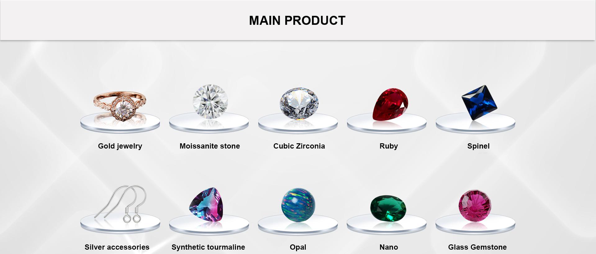6cd52a5f760a3 Wuzhou Provence Jewelry Co., Ltd. - Gold Jewelry, Moissanite Stone