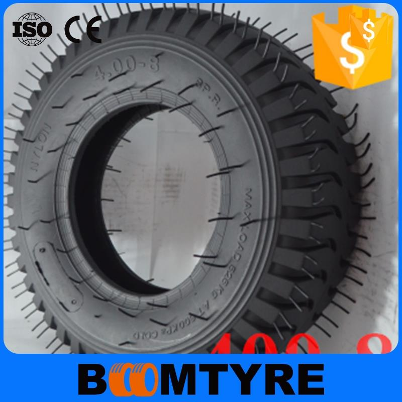 Professional with CE certificate rubber pneumatic industry solid tire