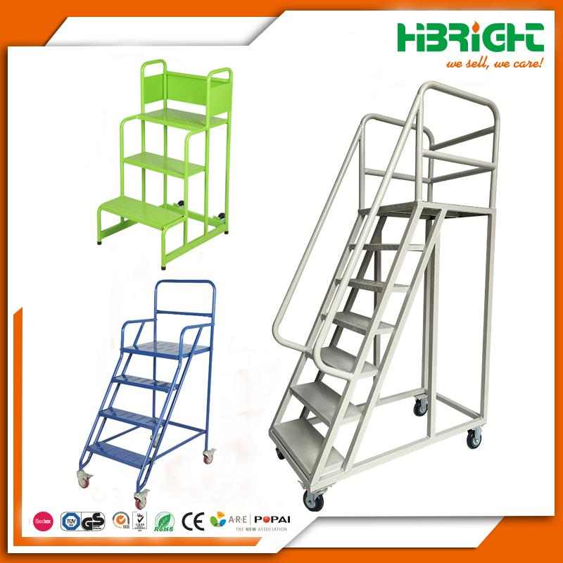 Highbright Movable Stairs