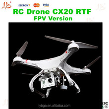 Original Cheerson CX-20 Quadcopter 2.4GHz with GPS and Headless Mode Drones RTF FS