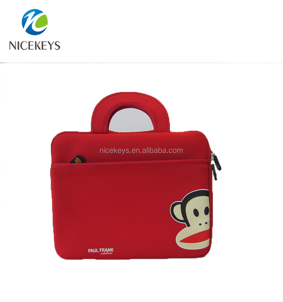 2017 new design factory direct sales customized Neoprene laptop case