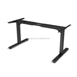 wholesale for work or study ergonomic furniture height adjustable office desk