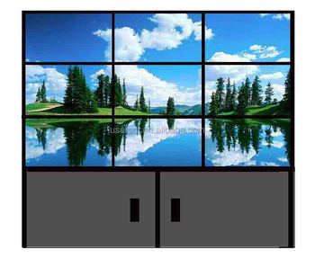 60 Inch Indoor Cabinet mount Cctv Video Wall Screen Buy Cheap