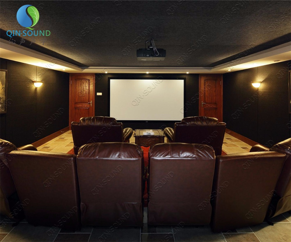 Home Theater Project Sound Insulation Aluminum Parion Furniture System