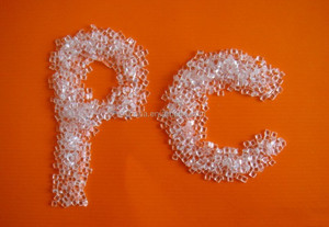 virgin&recycled PC plastic raw material/polycarbonate granules/PC resin