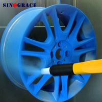 Powder Coating for Automobile Wheel Hub PC-CP3000A
