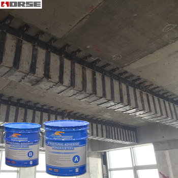 Hm 120 Concrete Bonding Agent For Steel Plate To Concrete