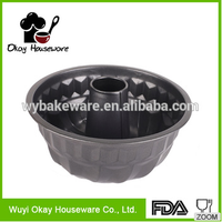 BK-D2030C Halloween Pumpkin Carbon Steel Cake Baking Mould,Cake Pan