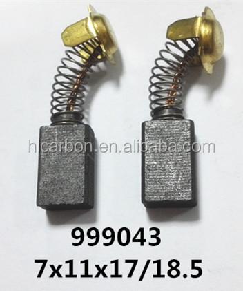 H1 10 Pcs Power Tool Carbon Brushes 18 x 16 x 7mm CB203 for Makita