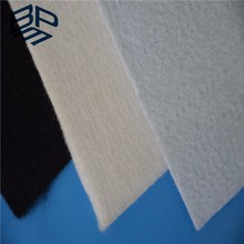 Polypropylene Spunbonded Nonwoven Geotextile Filter Fabric Length 1m