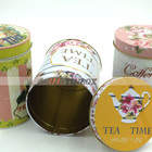 Round Tea/Coffee/Cookie/Biscuit Tin Can