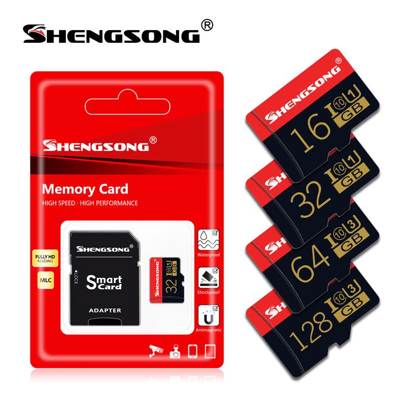 Free shipping 50% off 64gb micro memory card 32gb memory sd card OEM manufacture micro TF card фото