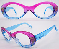 UV protection babies kids eyewear round cat eye fashon funny sunglasses for kids