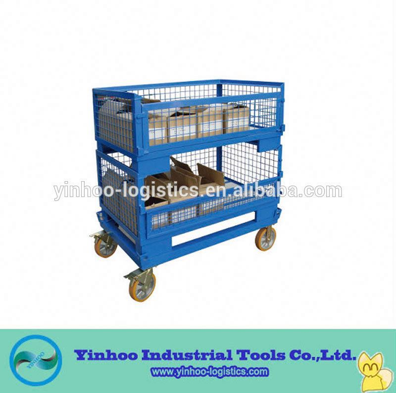 Hot Sale Four- Wheel Heavy Duty Dolly made in China