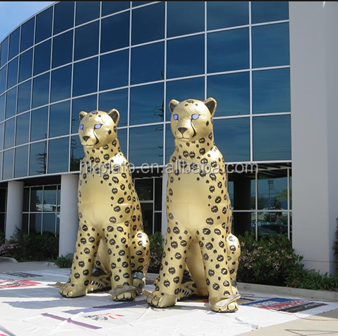 Superbe Wholesale Custom Advertising Giant Inflatable Cheetah, Inflatable Leopard  Animals For Sale