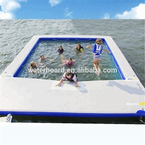 Hot Sale For Adult Sea Pool Inflatable Swimming Pool With Net