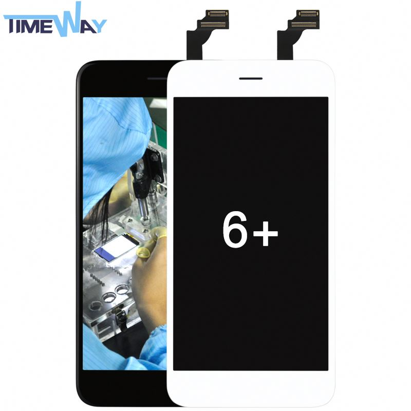 Timeway China factory for <strong>iphone</strong> 6 plus lcd assembly with glass touch