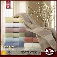 china manufacture 100% egyptian cotton bath towel