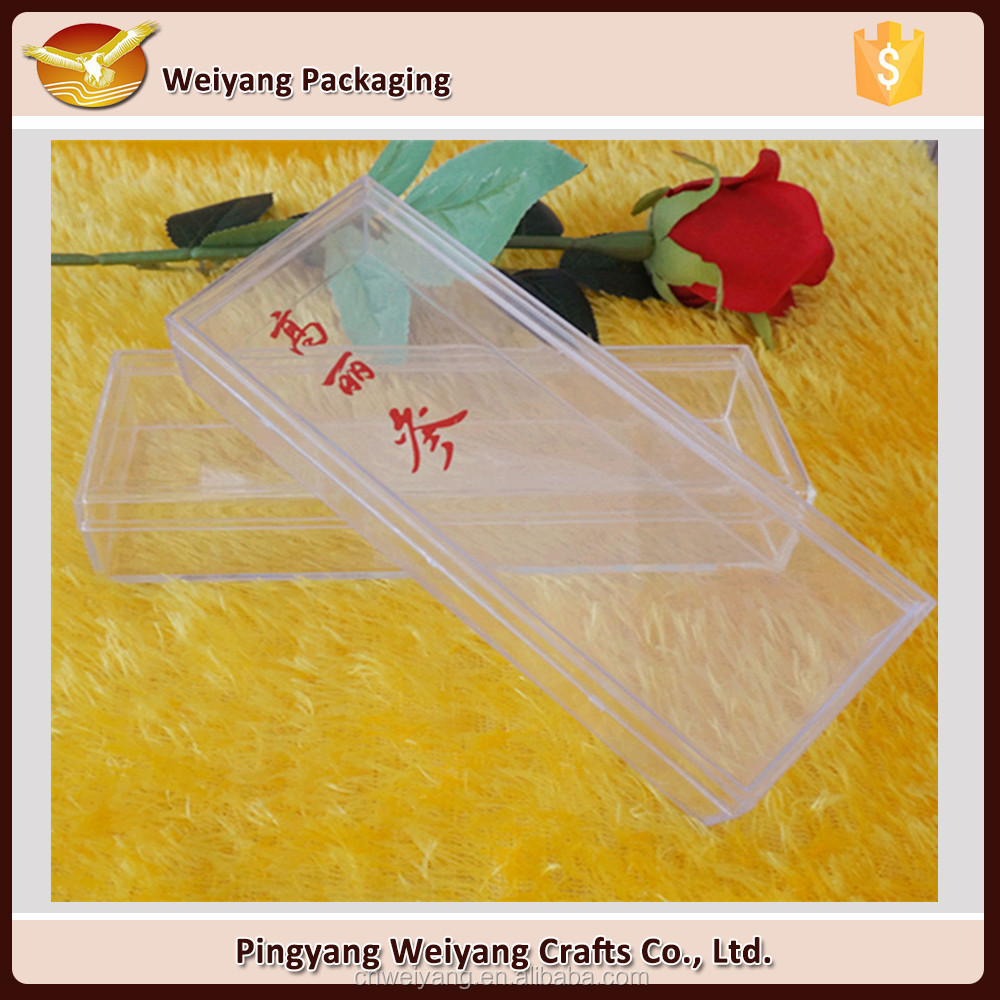 Ginseng packaging box arylic display case