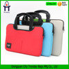 13inch plain colour neoprene laptop case with two front pockets