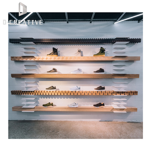 D-Creative Wholesale Sports Retail Store Fixture Sneaker Shoes Display Rack Stand