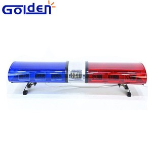 12 volt rotating signal led bars emergency car security roof light for law enforcement agency