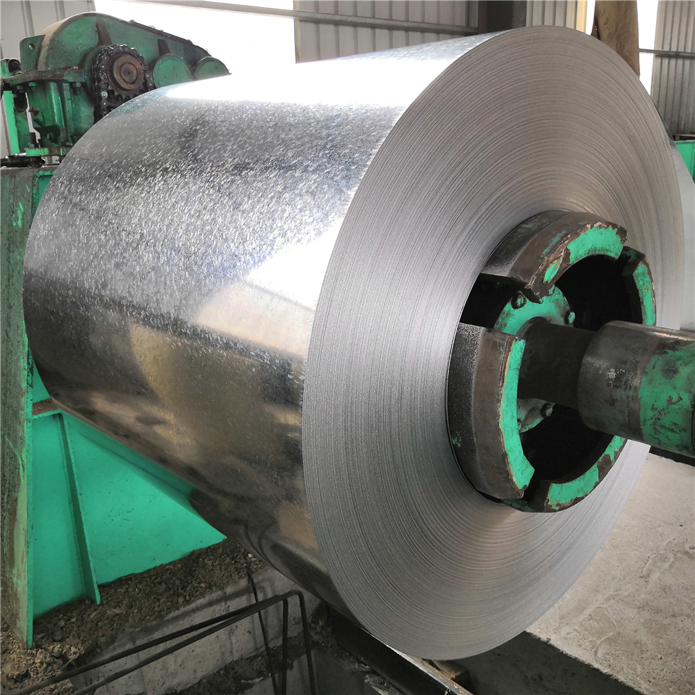 JIS-G3302 Hot Dipped Galvanized <strong>Steel</strong> In Coil for roofing sheet