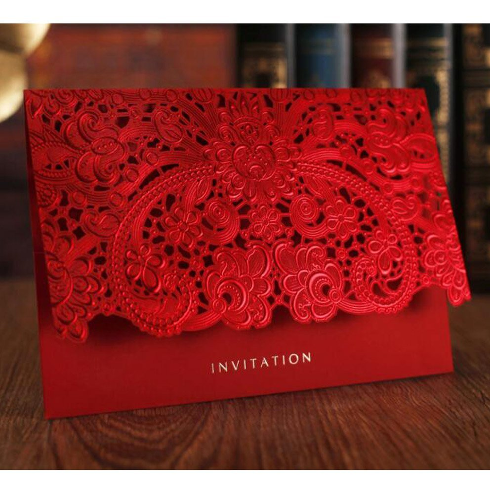 Cheap Red Luxury Invitation Cards, find Red Luxury Invitation Cards ...