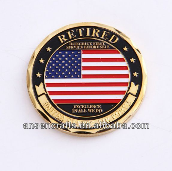 2015 new design More popular custom American COIN