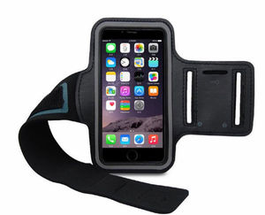 2017 Hot Stretch Soft Running Sport Waterproof Armband Arm Band Case For iPhone