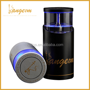 Kangerm Present Newest coconut shisha charcoal 100W &TC 50ml 18650 battery elektrikli nargile
