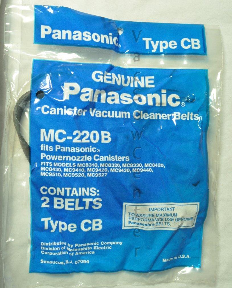 Buy Panasonic Canister Vacuum Power Nozzle Type Cb6