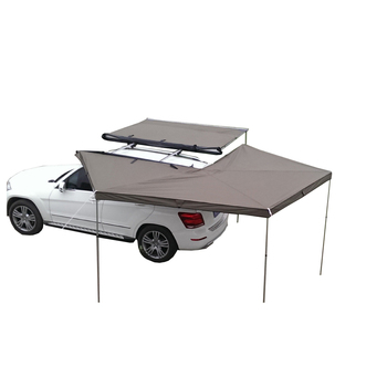 270 Degree 4x4 Car Foxwing Awning