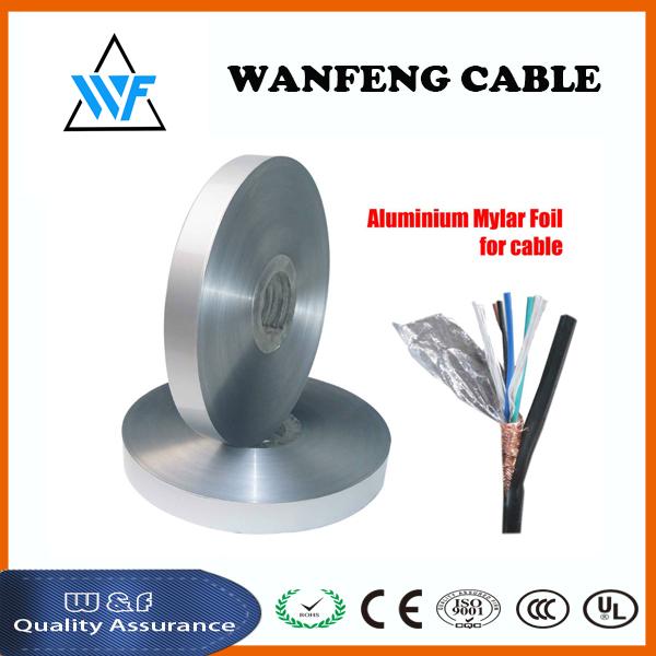 Aluminum Mylar Foil For Cable Shield, Aluminum Mylar Foil For ...